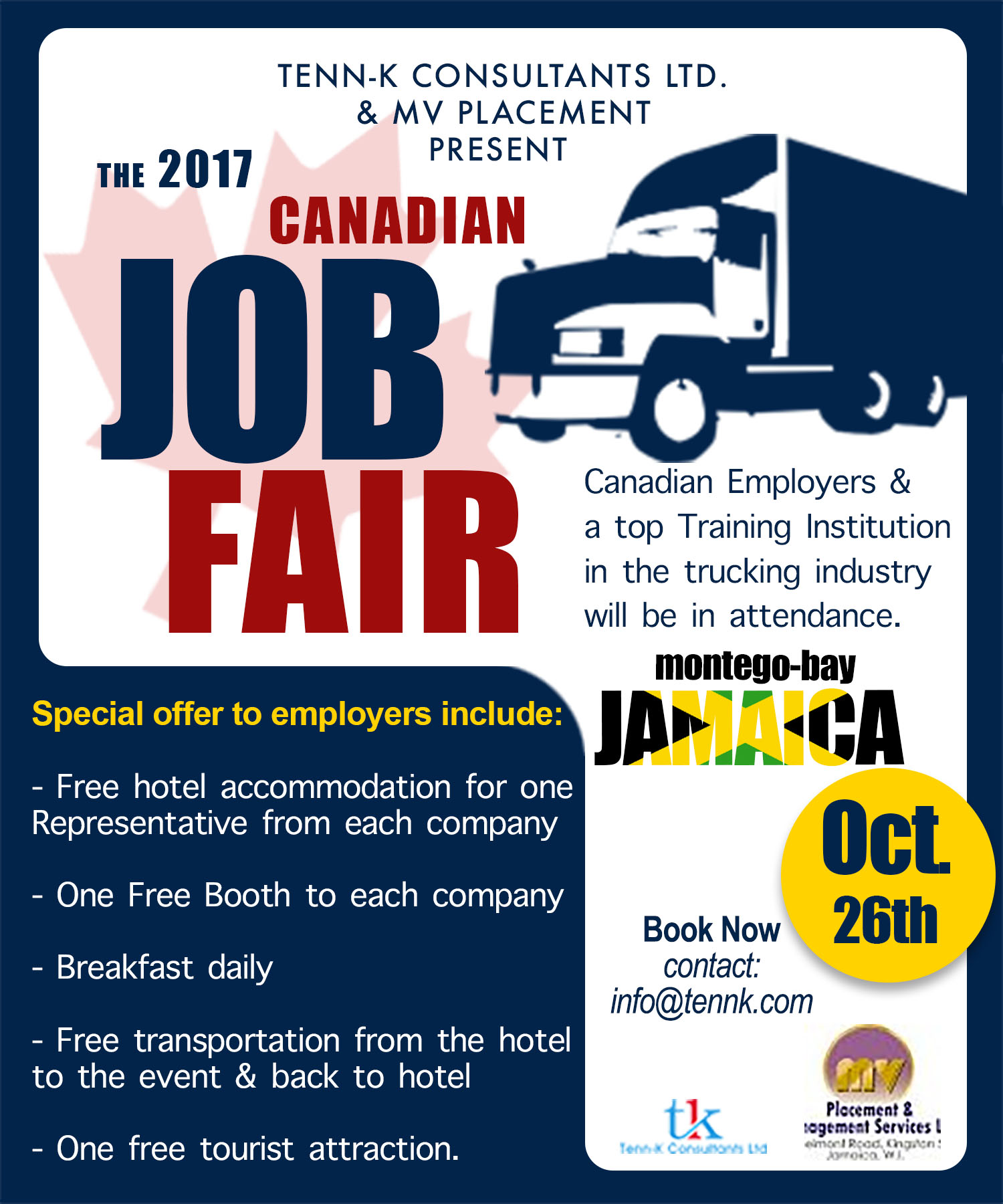 2017 Canadian Job Fair